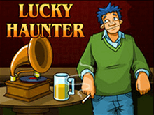 Lucky Haunter в Вулкан Платинум